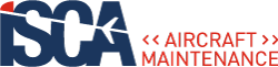 ISCA Aircraft Maintenance Logo